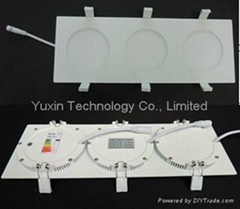 SAA approval ultra thin led panel light