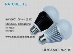 10W cULus SAA LED bulb