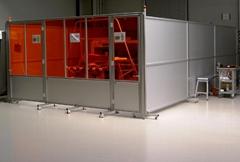 移动式激光安全工作间