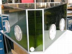 封閉式激光安全工作箱