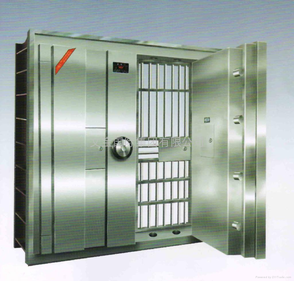 Luxurious Double Door Strongroom Doors Wb Jkm4 Wenbao