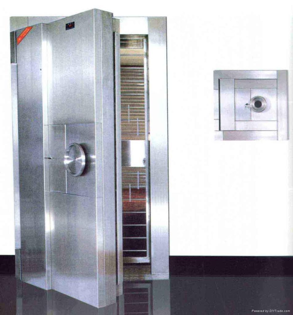 Luxury Strong Room Doors Wb Jkm02 Wenbao China