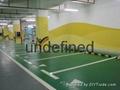 批量生產環氧地坪漆用於停車場施工成都捷宇塗料價格合理 1