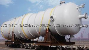 脱硫塔装置防腐,耐氢氟酸油漆,氟橡胶耐酸碱高温防腐涂料 2