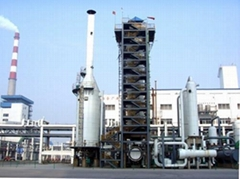 磷化工、合成氨、化肥、反应器、塔器内衬耐酸碱化学介质防腐材料