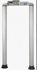 PMD2 高性能多區域金屬探測安檢門