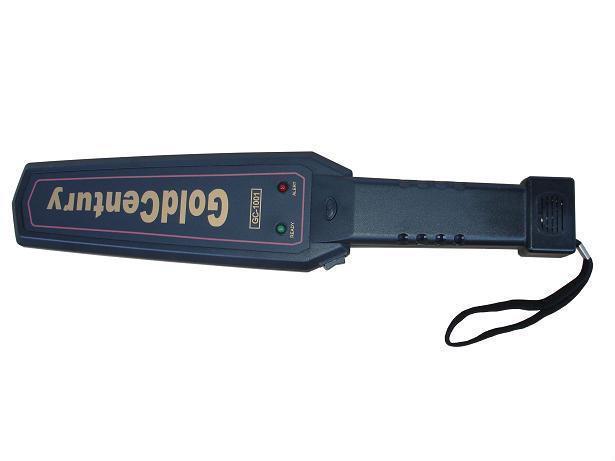 高灵敏度手持式金属探测器 1