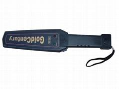 高灵敏度手持式金属探测器