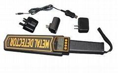 液晶手持式金属探测器