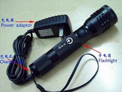 強光LED大功率手電筒