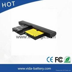 Rechargeable Li-ion Battery for IBM Lenoov X60 X61 X60t X61t 42t5259 93p5031 93p