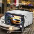"2Din 6.2""  In-Dash Radio iPod TV Bluetooth GPS Navigation Car DVD/USB/SD Player 4"
