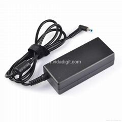 Laptop ac/dc adapter  for HP 19.5V 2.31A Laptop Power Supply Cord 45w