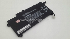 Laptop battery for  HP P