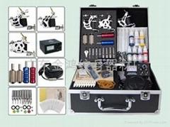 3 gun tattoo machine kit