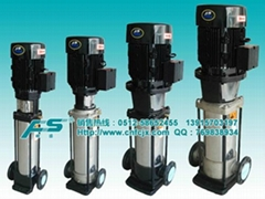 QDL系列立式多级离心泵