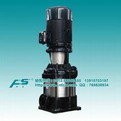 DL系列立式多级离心泵
