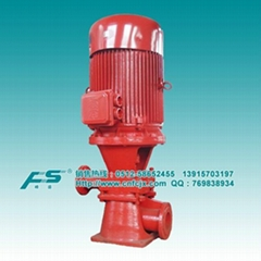 XBD-BHY系列变流恒压消防切线泵