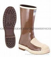 第三代氯丁橡胶防护靴