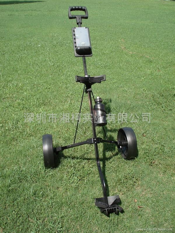高爾夫球包車 2