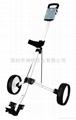高尔夫铝制手拉球包车