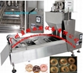 Auto mini Doughnut Machine