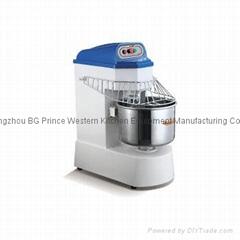 flour-mixing machine 30L,load 12kg,double move,single speed,