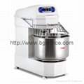 spiral mixer, mixer, bakery machine