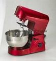 Flour Mixer/Dough Mixer/Spiral Mixer  5L,RED