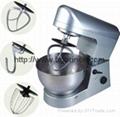 Flour Mixer/Dough Mixer/Spiral Mixer   5L,Silver