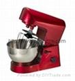 Cream Mixer,Flour Mixer/Dough Mixer/Spiral Mixer  5L red