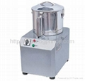 15L,380V, Universal cutter for fruit melon fruit and meat