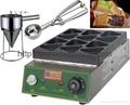 new triangle waffle machine,triangle waffle maker,triangle waffle maker