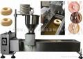 甜甜圈机,全自动甜甜圈机,全自动甜甜圈成型机