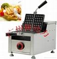 Gas rectangle waffle maker,Gas waffle