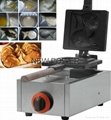 Gas Fish waffle baker,Gas waffle machine