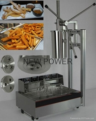 churro machine,luxury churros machine; churros maker  (Hot Product - 1*)
