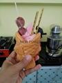 专利产品新款冰淇淋鲷鱼烧机,舌头可加热版冰淇淋鲷鱼烧