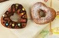 心形甜甜圈/心形状甜甜圈/心形香酥机/手动甜甜圈