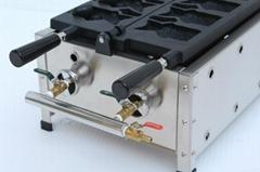 Gas Ice cream Taiyaki Machine