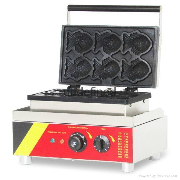 电热鱼饼机