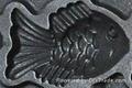 鱼仔饼华夫机 商用不锈钢不沾涂层 鱼仔华夫机
