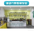 Taiwan ice cream taiyaki machine