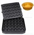 NP-812商用30孔蛋挞机,流心芝士蛋挞壳成型机,芝士蛋挞,bake芝士蛋挞机