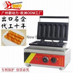 Muffin corn machine, Waffle corn Baker, corn hot dog machine
