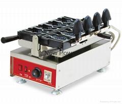 專利產品新款冰淇淋鯛魚燒機,舌頭可加熱版冰淇淋鯛魚燒