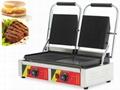 压板扒炉,帕尼尼三明治,三明治机