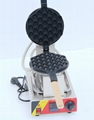 digital egg waffle maker bubble waffle