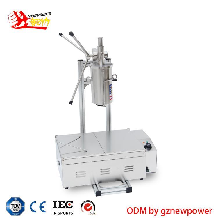 churro machine,luxury churros machine; churros maker  4