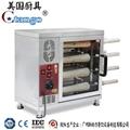 新款烤面包机/面包圈机器/商用甜甜圈烤匈牙利烟囱卷机